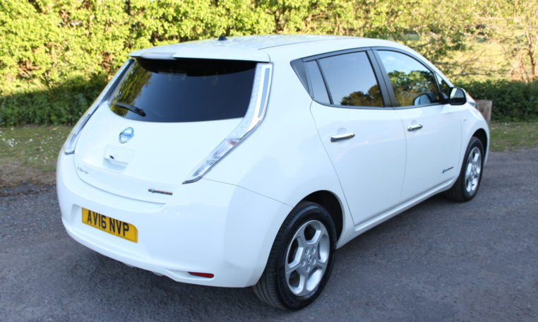 2016 Nissan Leaf 30kWh - The EV Specialists